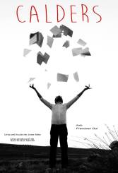 "Photo: Jose Mas. Poster for the premiere of short movie ""Calders"""